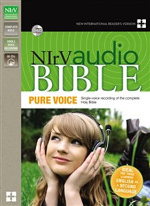 NIrV, Audio Bible: Pure Voice, Audio - ISBN: 9780310749899