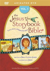 Jesus Storybook Bible Animated DVD, Vol. 1 - ISBN: 9780310738435