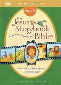 Jesus Storybook Bible Animated DVD, Vol. 3 - ISBN: 9780310738459