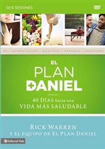 El plan Daniel - Estudio en DVD - ISBN: 9780829763904