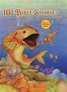 101 Bible Stories from Creation to Revelation - ISBN: 9780310740643