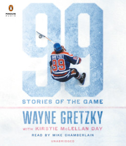 99: Stories of the Game:  (AudioBook) (CD) - ISBN: 9780735289062