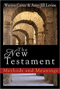 The New Testament: Methods and Meanings ISBN: 9781426741906
