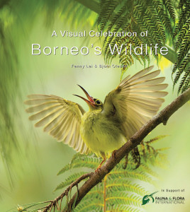 A Visual Celebration of Borneo's Wildlife: [All Royalties Donated to Fauna & Flora International] - ISBN: 9780794607876