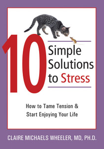 10 Simple Solutions to Stress: How to Tame Tension and Start Enjoying Your Life - ISBN: 9781572244764