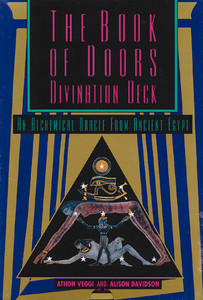The Book of Doors Divination Deck: An Alchemical Oracle from Ancient Egypt - ISBN: 9780892815128