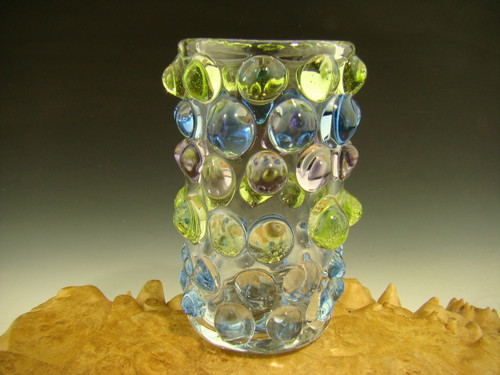 Glass Jar, Jewel, Mazet,
