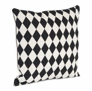 Harlequin Design Decorative Throw Pillow