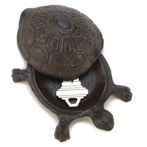 Fennco Styles Decorative Turtle Key Hider