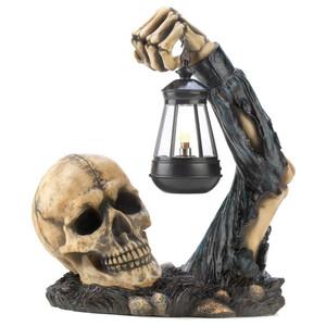 Fennco Styles Halloween Creeping Skeleton Pathway Lighting