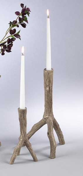 Fennco Styles Tree Branch Candlesticks Decoration Candle Holder