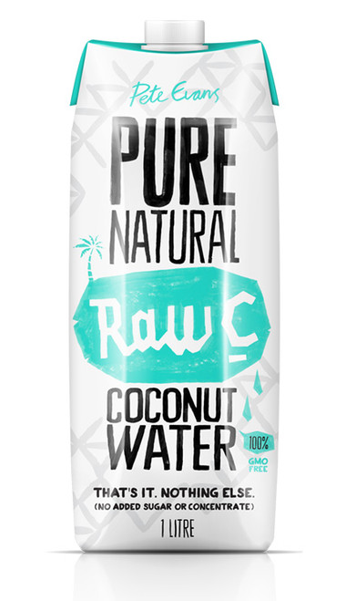 RawC Coconut Water 1l