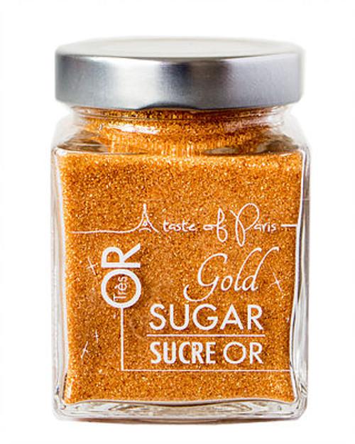 A Taste of Paris Gold Sugar