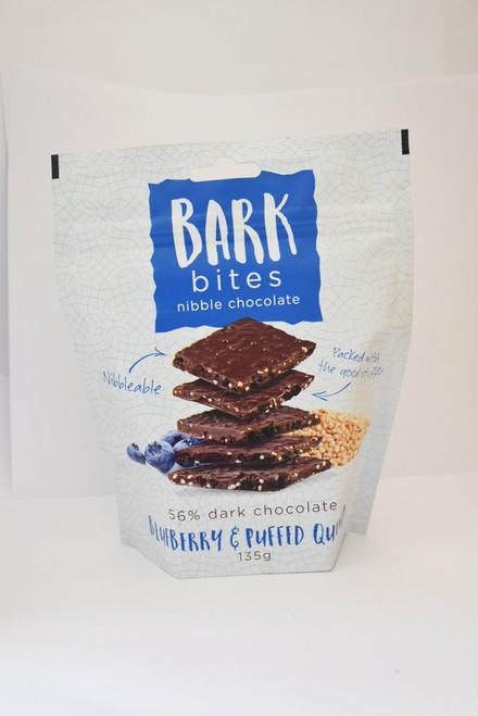 Bark Bite Blueberry & Puffed Quinoa