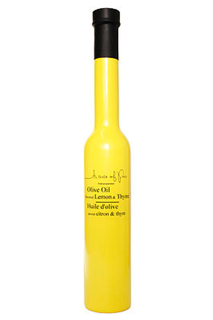 A Taste of Paris Olive Oil Lemon