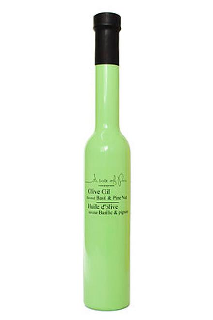 A Taste of Paris Olive Oil Basil and Pine Nut