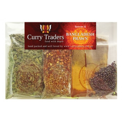 Curry Traders Bangladesh Prawn Gourmet