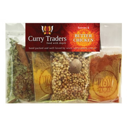 Curry Traders Butter Chicken Gourmet