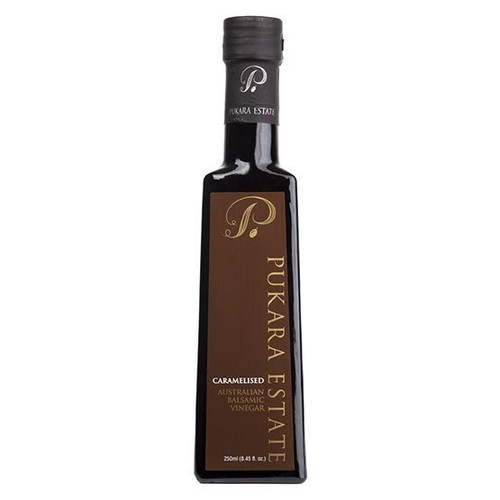 Pukara Estate Caramelised Balsamic Vinegar x 6