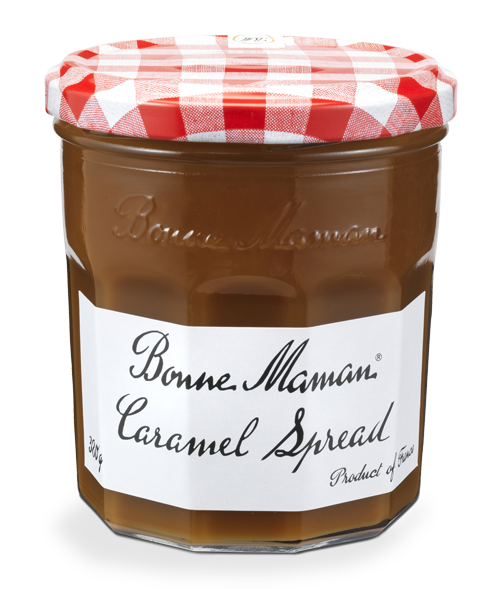 Bonne Maman Caramel Spread Box