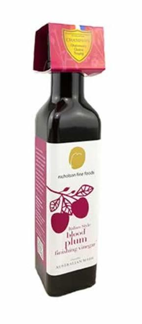 Nicholson's Fine Foods Italian Style Blood Plum Finishing Vinegar Box