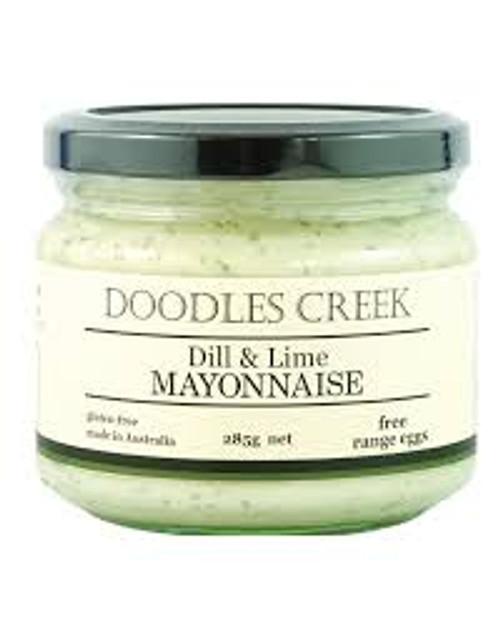 Doodles Creek Dill & Lime Mayonnaise