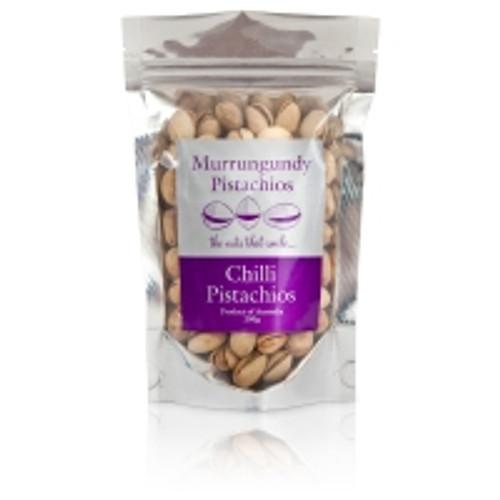 Murrungundy Pistachios Chilli Pistachios