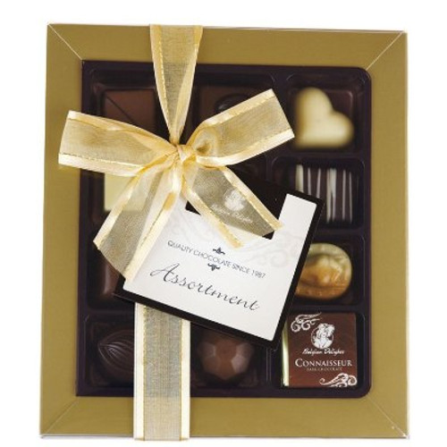 Belgian Delights Gift Mix Assortment 12 pc