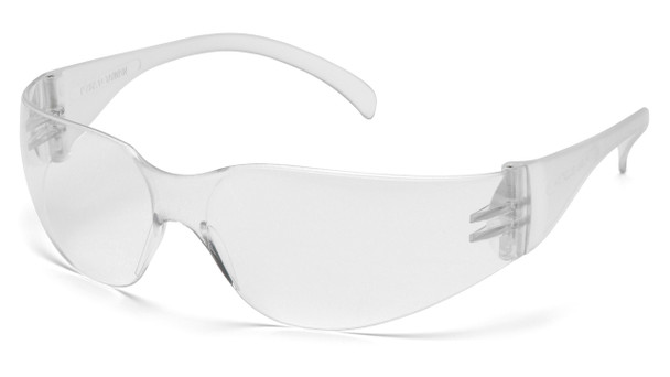SAFETY GLASSES ANTIFOG CLEAR LENS AL173AFC, 12 PAIRS TO BOX