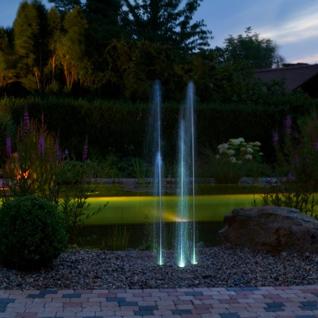 Water Trio  Fountain