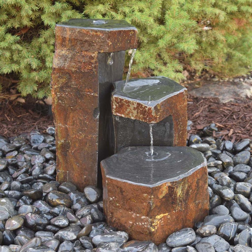 Basalt Column Set