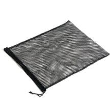 Black Mesh Media Bag