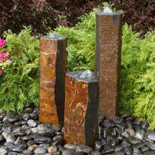 Basalt Columns - Polished Sides