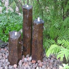 Basalt Columns - Natural