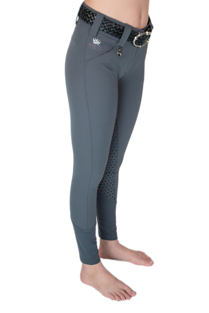 Camilla Full-Seat Silicone Breech Grey