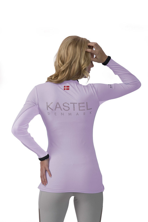 Charlotte Studio Krystal Collection Purple with Black Trim