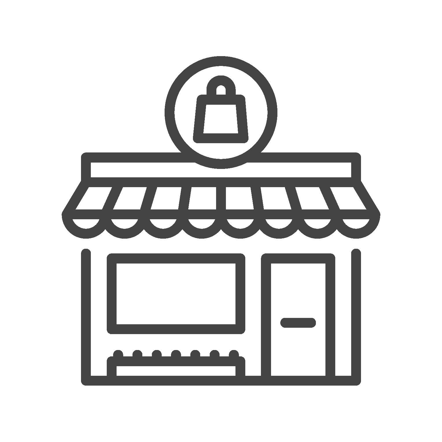 Shop icon design by Freepik from Flaticon
