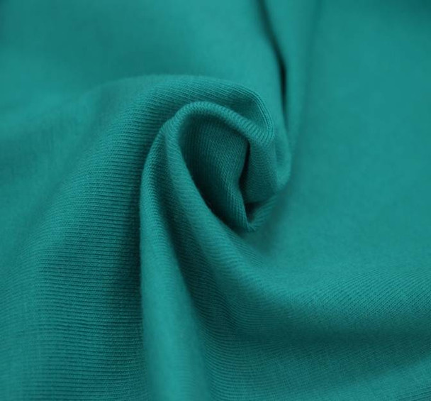 Jersey Spandex Solid Green