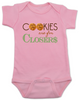 Cookies are for closers baby onesie, Boss Baby onesie, funny boss baby gift, pink