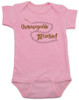 Unmanageable Mischief baby onesie, funny harry potter baby onesie, baby gift for harry potter fans, Mischief Managed baby onsie, Marauders Map baby onesie, Harry Potter infant bodysuit, snuggle this muggle, Hogwarts baby gift, pink