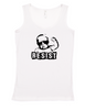 Resist adult shirt, vulgar baby adult shirt, protest baby, Resist shirt, funny political clothes for new parents, baby protester, tank top