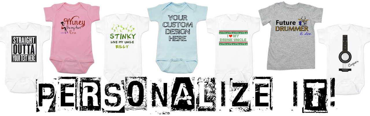 Personalized baby onesies home baby onesies personalized negle Image collections