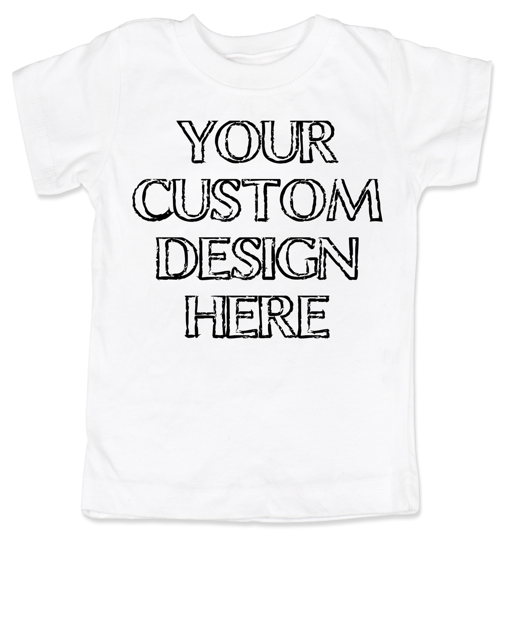 Make Your Own Custom Toddler Shirt
