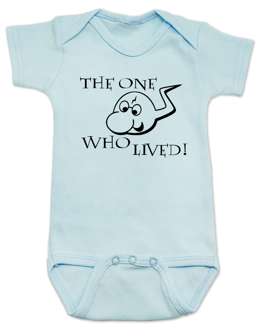 The One Who Lived - Harry Potter Baby Bodysuit