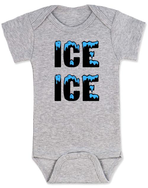 Ice Ice Baby Onesie
