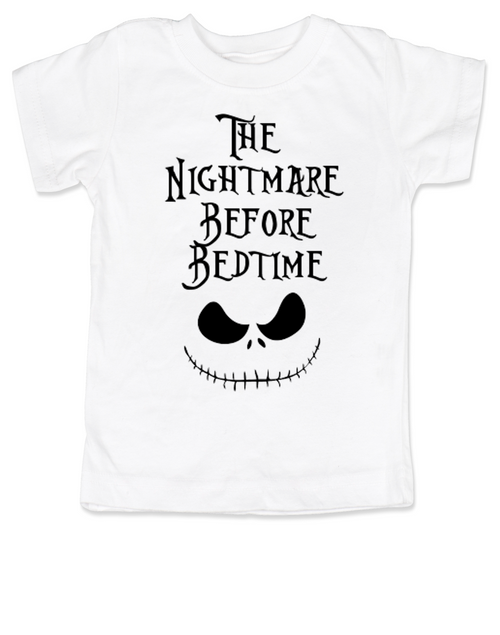 Nightmare Before Christmas Tshirts