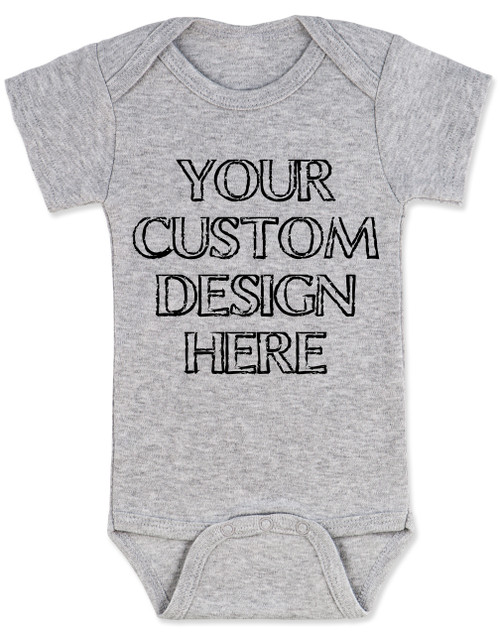 Make your own custom baby bodysuit design your own custom baby bodysuit create your own infant bodysuit personalized baby onsie negle Image collections