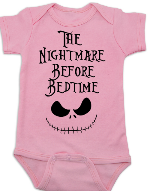 Nightmare Before Christmas Toddler Clothes