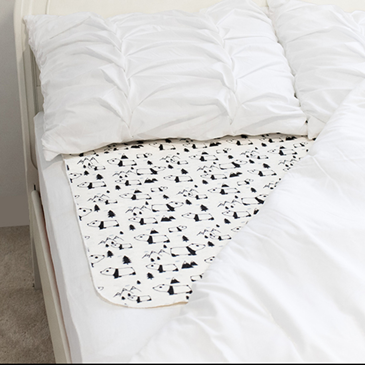 Waterproof Mattress Pad by Smart Bottoms