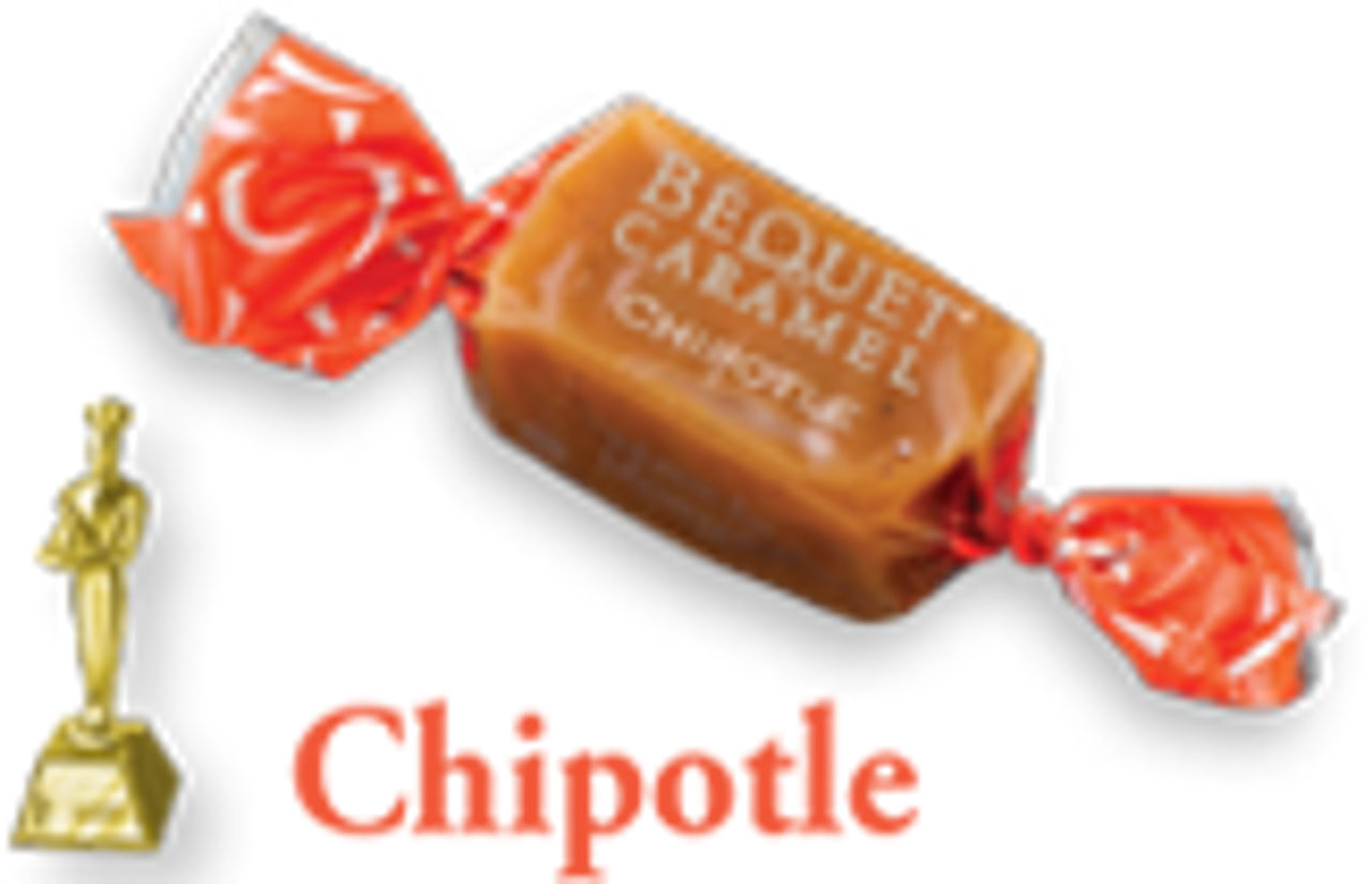 Bequet Caramels Chipotle
